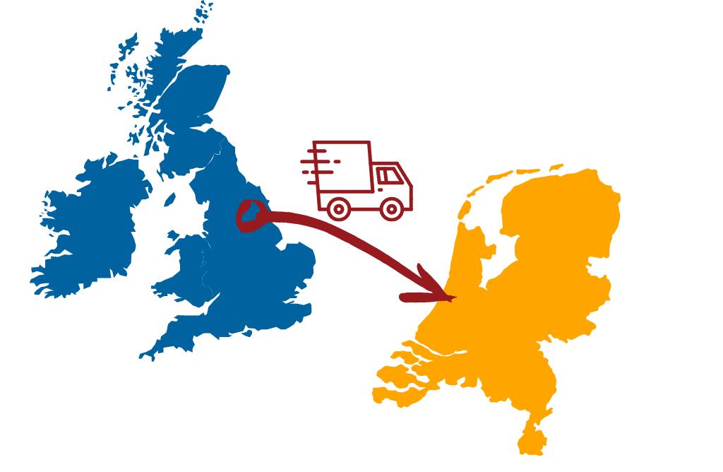 Engelse bedrijven verhuizen naar Nederland
